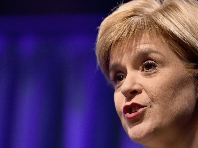 Sturgeon says Johnson 'dangerous and unfit for office'