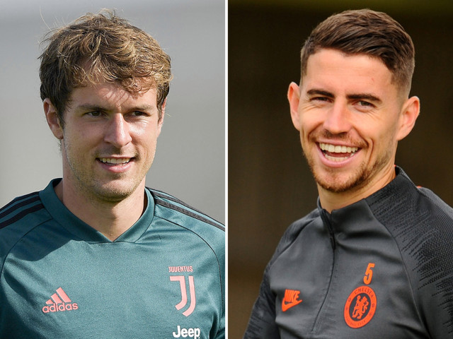 Chelsea offered Arsenal legend Ramsey or another player by Juventus in transfer exchange for Jorginho