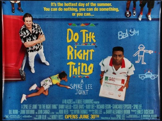 Another Summer: Revisiting Do The Right Thing 30 Years On