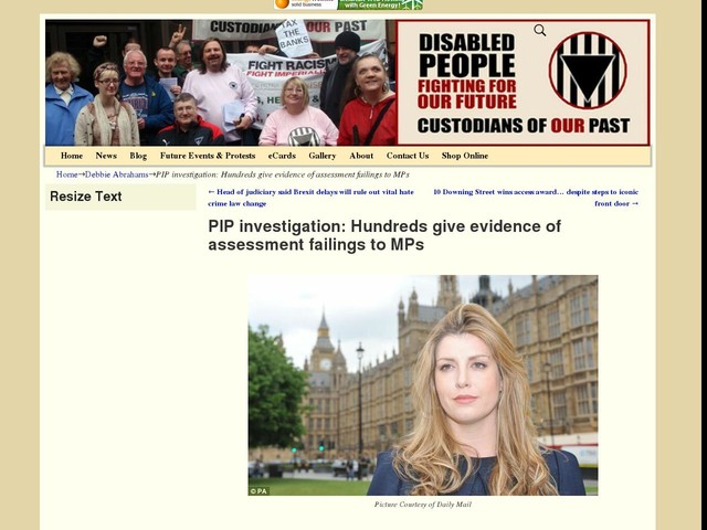 PIP investigation: Hundreds give evidence of assessment failings to MPs