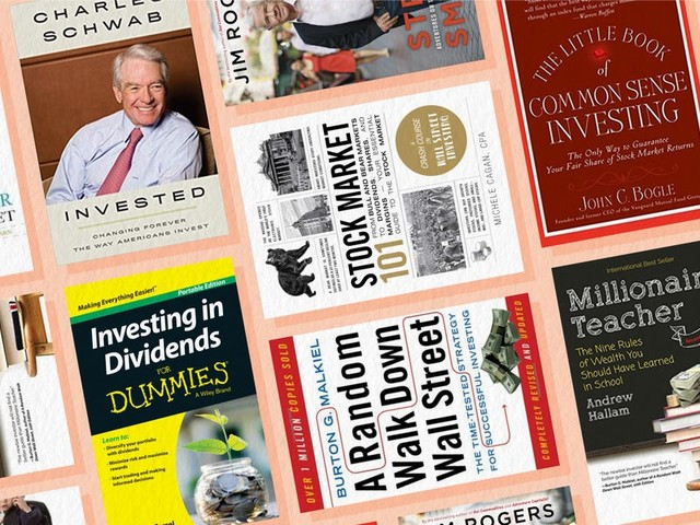 I saved $10,000 by investing my own money without an advisor. Here are the books that taught me how.