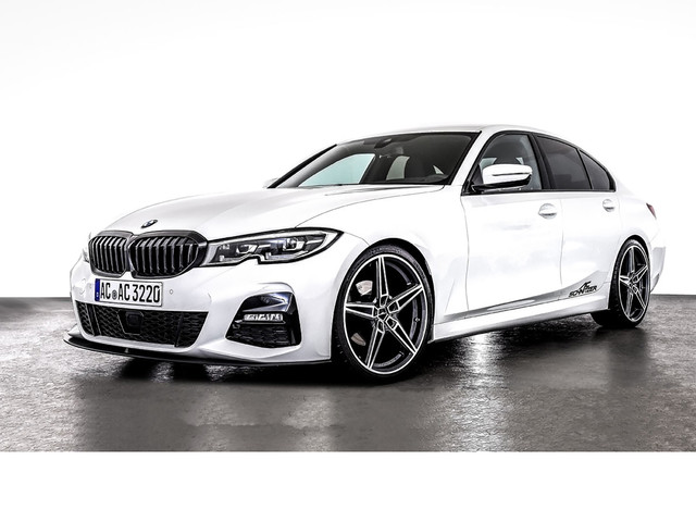 AC Schnitzer begins offering parts for new BMW 3-series