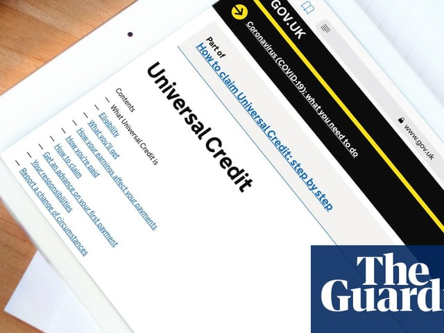 Ending universal credit boost will hit sickest areas the hardest, study shows