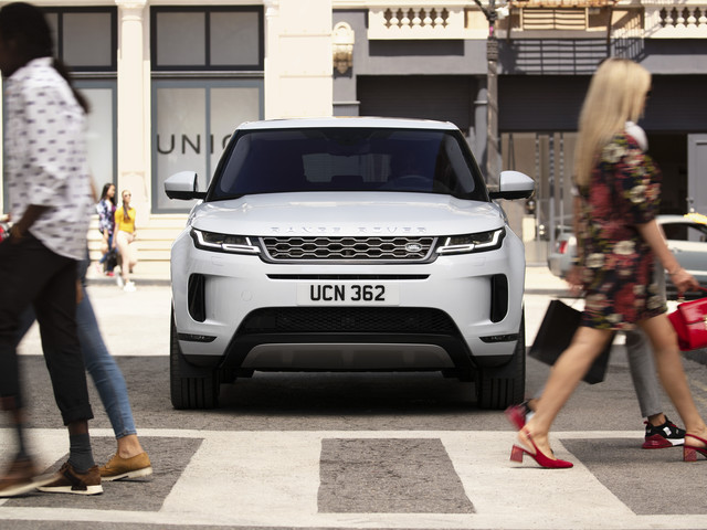 Range Rover Evoque 2019 revealed: prices, specs and UK release date