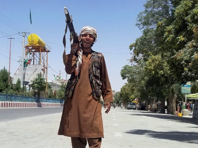 The Biden administration failed to realize the Taliban could retake Afghanistan with hardly any fighting
