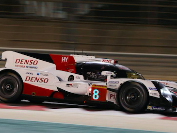 The road to Le Mans: Fernando Alonso tests Toyota LMP1 car at Bahrain