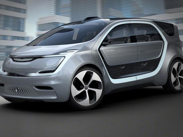 FCA Joins BMW, Intel in Developing Autonomous Platform