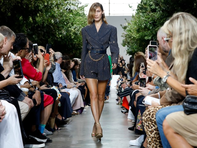Michael Kors reimagines American classics at his New York Fashion Week SS20 show