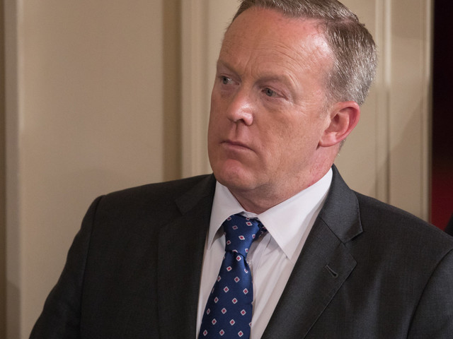 The Curious Tale Of Sean Spicer And The Mini-Fridge In The Night