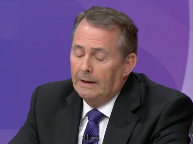 BBC Question Time: Liam Fox Defends £1bn DUP Deal, Then Says UK Can't Afford Pay Rises For Nurses