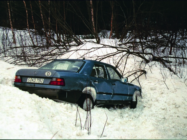 How an icy crash led to the invention of electronic stability control