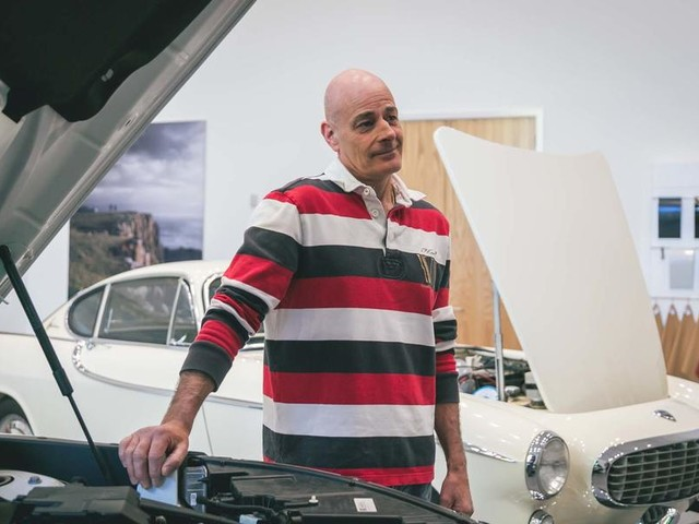 A fine balance: meeting the car technicians blending old skills with new