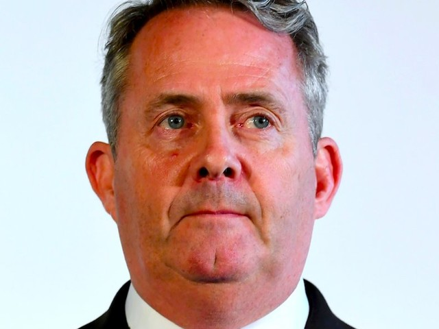 Liam Fox accuses the EU of blackmailing Britain as Brexit tensions reach a new high