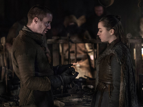 'Game Of Thrones' Recap: Arya & Gendry's Relationship Takes A Turn & Jon Tells Daenerys The Truth