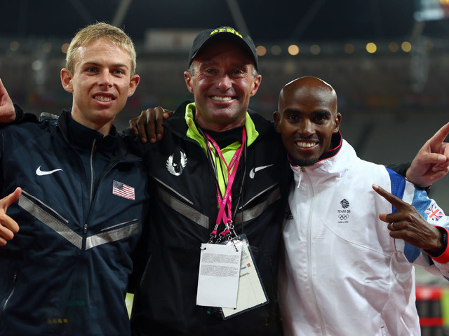 Sport shorts: Farah speaks out after ex-coach Salazar is banned and Team GB name first Tokyo 2020 athletes