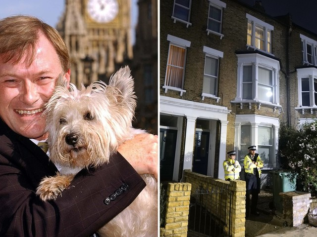 Sir David Amess murder suspect Ali Harbi Ali's home on celeb street with £2m houses one of three searched by cops