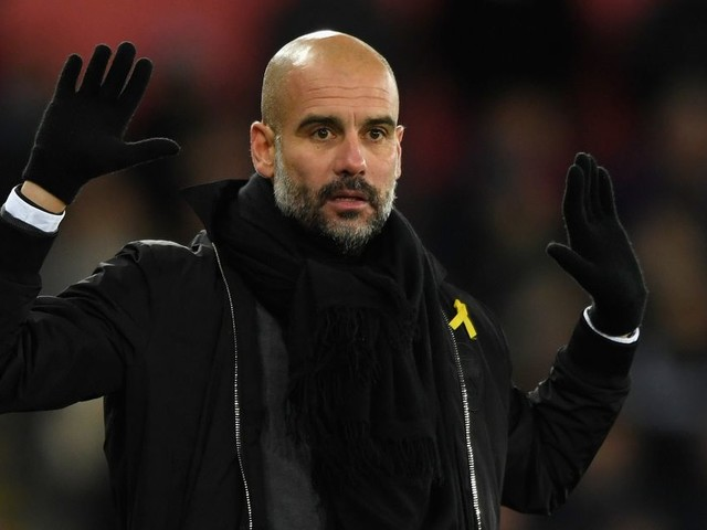 Pep Guardiola brands Manchester City star Kyle Walker the best right-back in the world