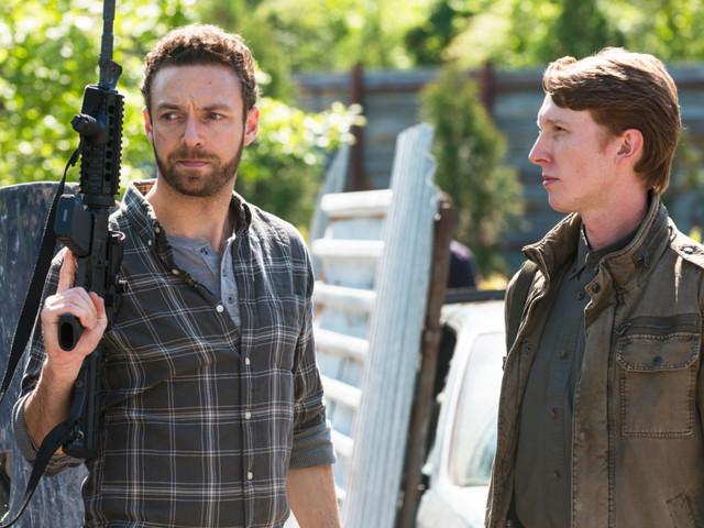 The Walking Dead Season Premiere Recap: No Sanctuary