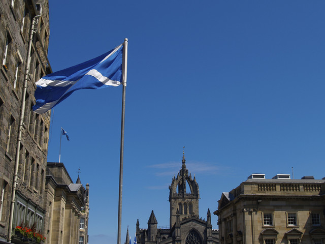Scottish government pushes up tax rates