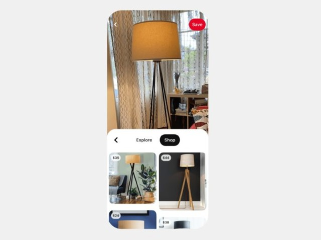 Image-Based Product Searching - Pinterest Adds a Lens Feature for Purchases on the Platform (TrendHunter.com)