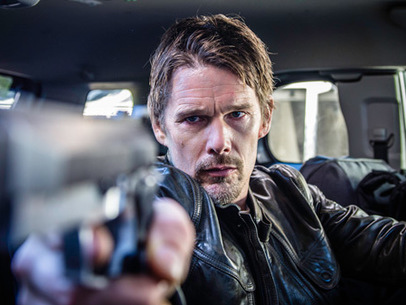 See the Trailer for the New Ethan Hawke Action Movie '24 Hours to Live' (2017)