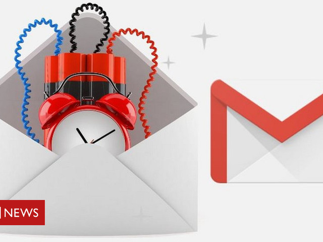 Google's Gmail gets self-destruct option ahead of GDPR