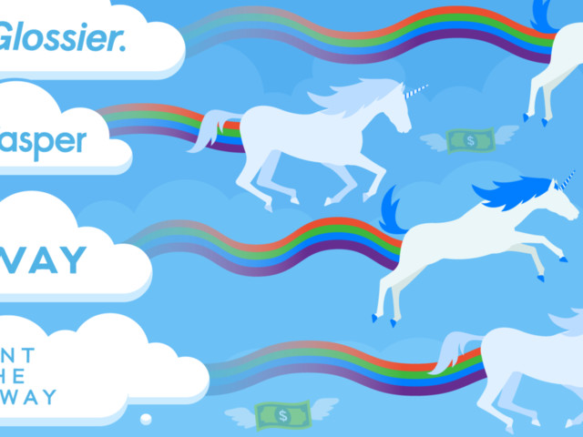 The race to $1 billion — how startups Glossier, Casper, Rent the Runway, and Away became retail unicorns