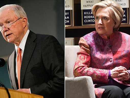 Sessions to get grilled on his Hillary recusal pledge