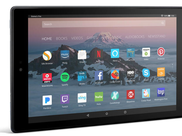 Amazon's updated Fire HD 10 is a fast, powerful iPad competitor for $150