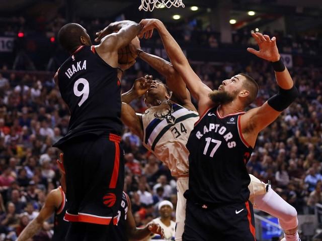 Bucks end Raptors' winning streak with OT win
