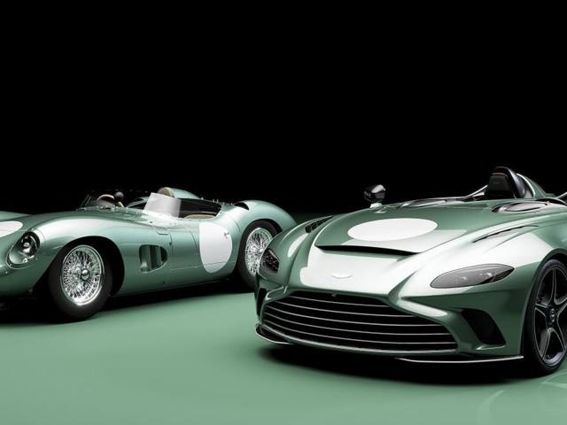 Aston Martin reveals bespoke specs for V12 Speedster