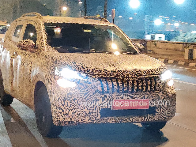 Upcoming Skoda mid-size SUV spied ahead of March 2021 unveil