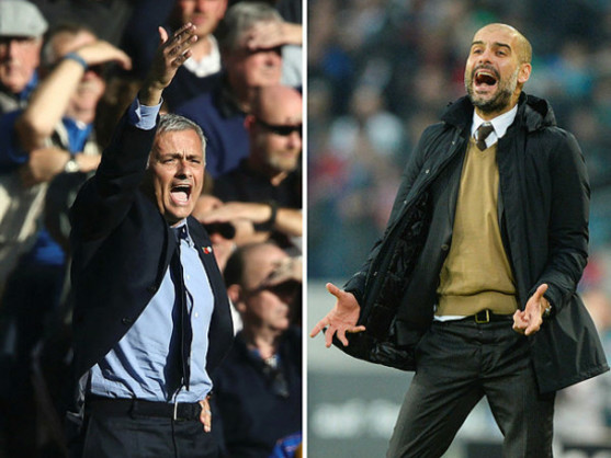 Man Utd, Man City face clash of ice and fire