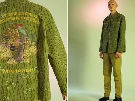 Camo-Blending Fall Fashion - maharishi's Neo Rain Collection Features 3 Types of Camo Prints (TrendHunter.com)