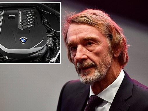Jim Ratcliffe's Ineos Projekt Grenadier 4X4 will use BMW engines