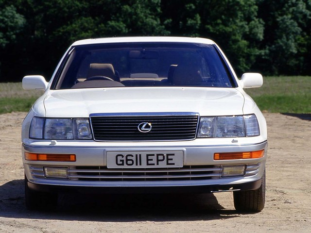 Used car buying guide: Lexus LS400