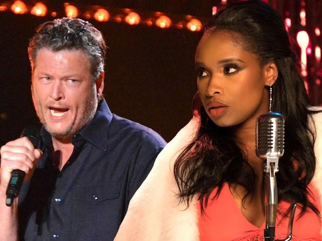 It's Getting NASTY! 'The Voice' Feud EXPLODES Between Blake Shelton & Jennifer Hudson