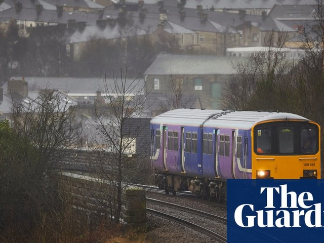 North's rail services in sharp decline after timetable chaos