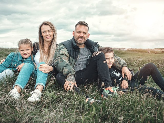 South Shields dad publishes 'life saving' book about overcoming suicidal ideas
