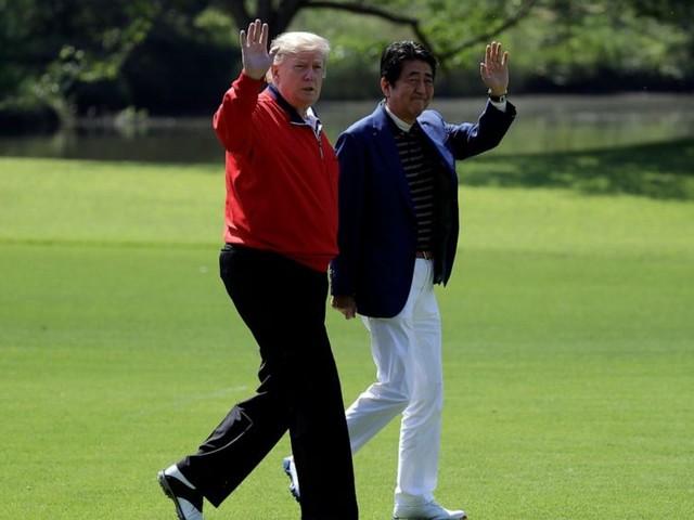 Donald Trump defends dictator Kim Jong Un, bashes Joe Biden from Japan
