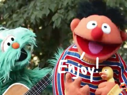 This Sesame Street-Parody Of Despacito Is The Cutest Thing You'll See Today! WATCH!