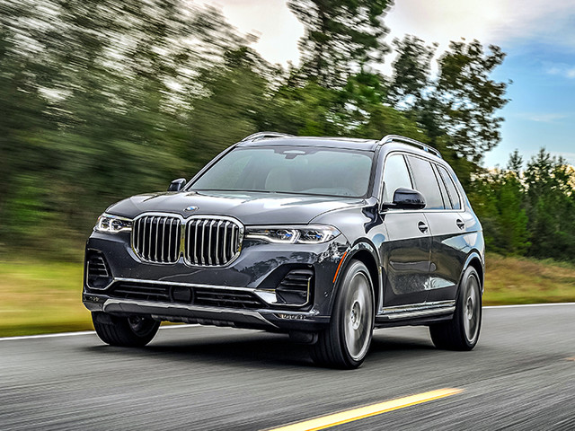 Review: 2019 BMW X7 xDrive40i review, test drive