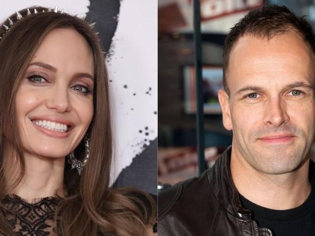 Angelina Jolie Might Be Pulling A Bennifer With Ex-Husband Jonny Lee Miller