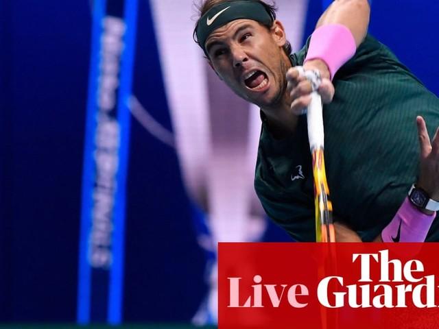 Daniil Medvedev v Rafael Nadal: ATP Tour Finals 2020 semi-final – live!