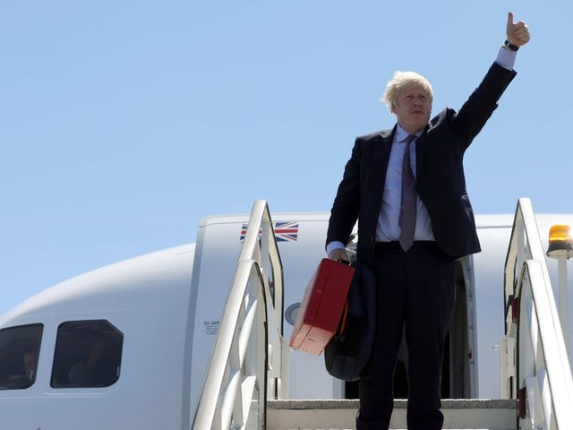 Boris Johnson broke ministerial code jetting to the Hartlepool by-election on taxpayer funds, Conservative Party spending return suggests