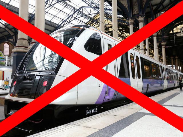 Crossrail Probably Won't Open In Autumn 2019