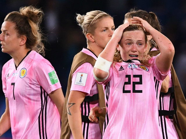 Women's World Cup: Shelley Kerr slams officials after Scotland heartbreak