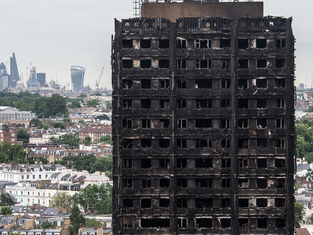 Theresa May Calls For 'Major National Investigation' Into Tower Block Cladding As 95 Buildings Fail Fire Safety Tests