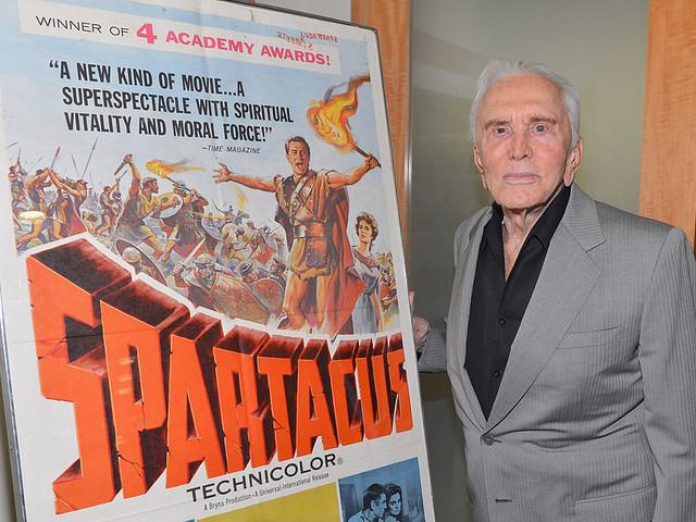Kirk Douglas Remembered as 'Pillar of Hollywood' and 'Inspirational Scalawag'