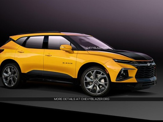 Chevy Blazer SS Rendering: Would You Want This?